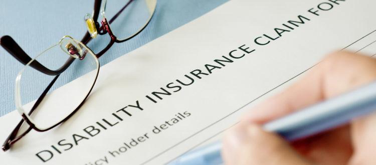 disability insurance claim