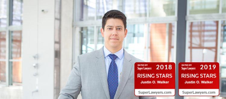 rising star Walker Law 2019